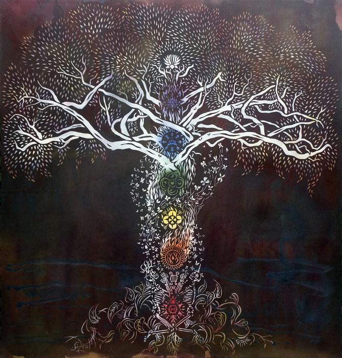 Simbolo albero della vita