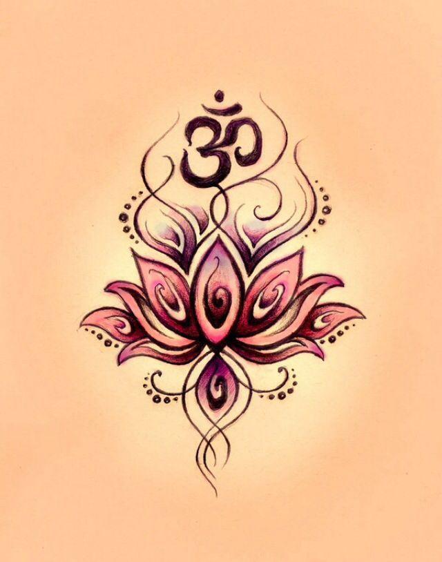 simbolo fiore di loto