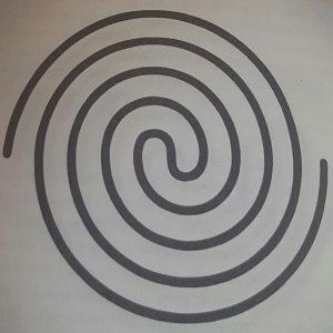 simbolo della spirale galattica-min