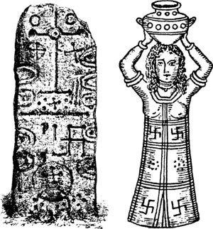 simbolo svastica dei fenici
