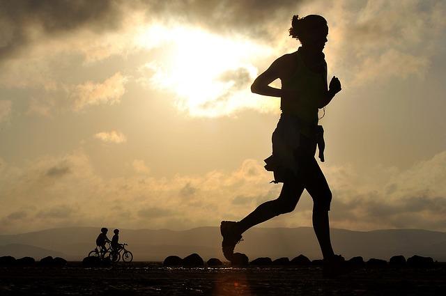 correre presto al mattino