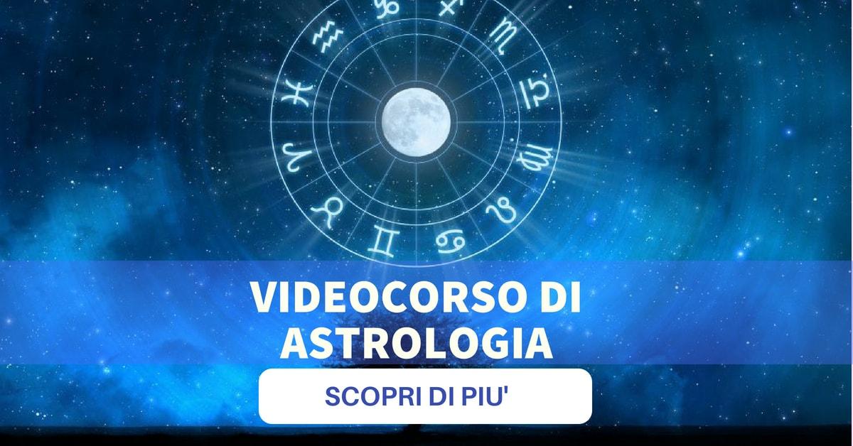 Video Corso di Astrologia di 1° Livello