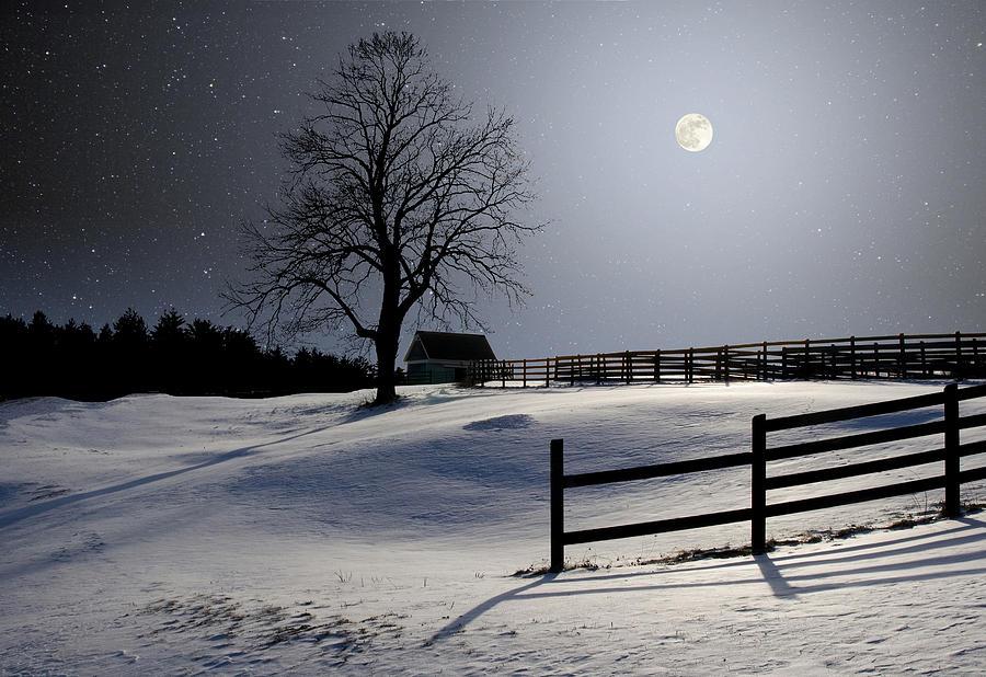 luna piena dicembre