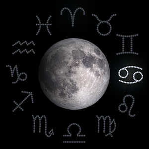luna piena in cancro