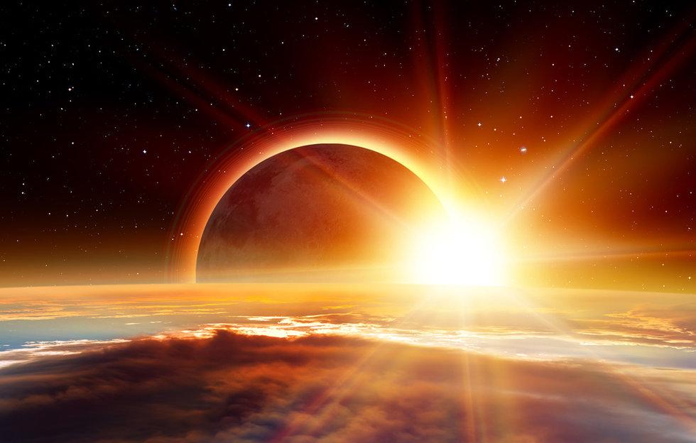 eclissi solare in capricorno 6 gennaio 2019