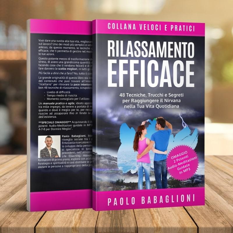 libro rilassamento efficace di Paolo Babaglioni