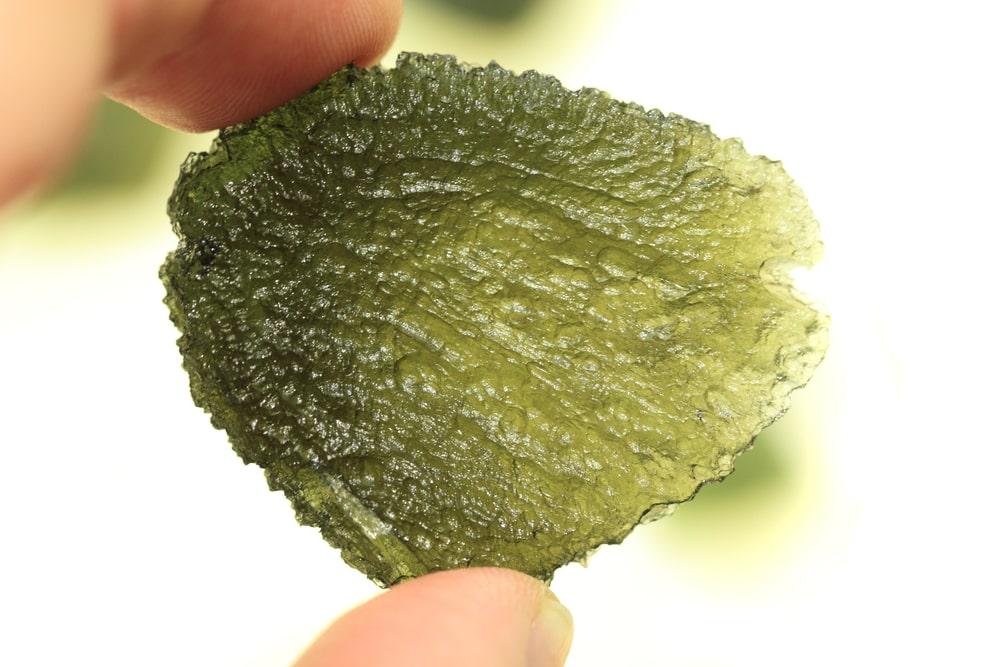 proprietà moldavite