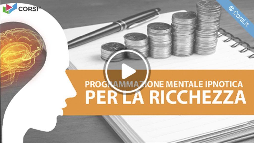 Programmazione mentale ipnotica per attrarre ricchezza e prosperità